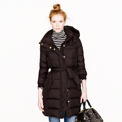J.Crew's OUTerwear is so IN