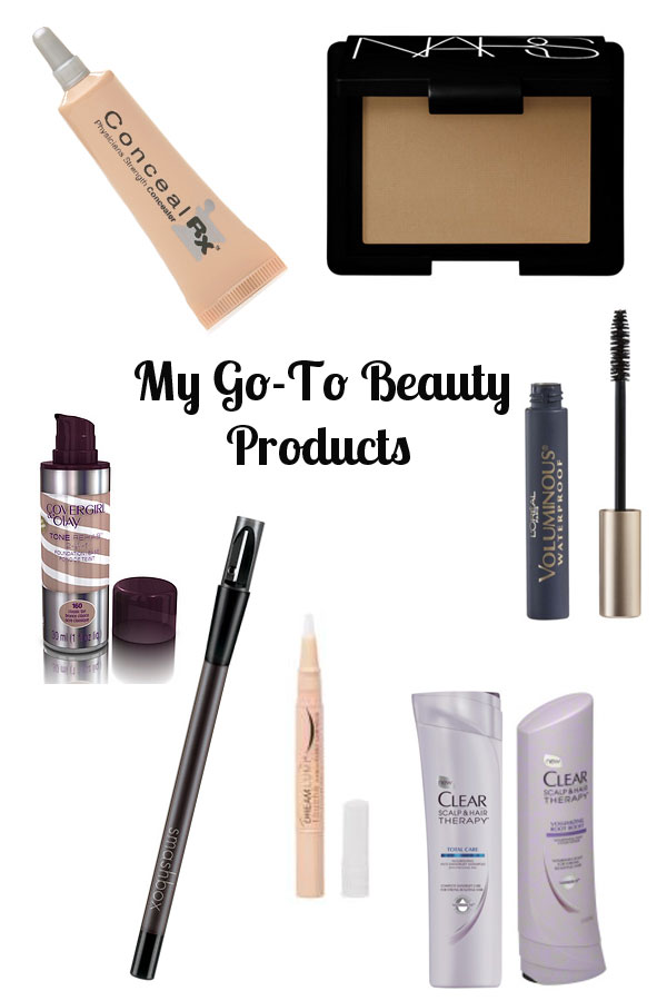 go-to-beauty-products