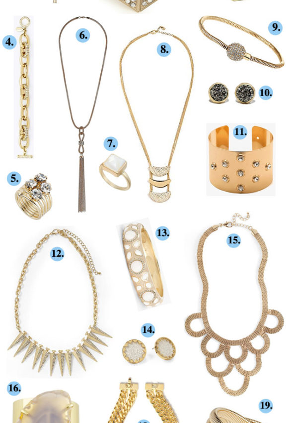 Jewelry to Wear with Everything