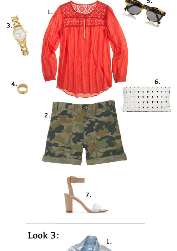 Day-to-Night Summer Outfits