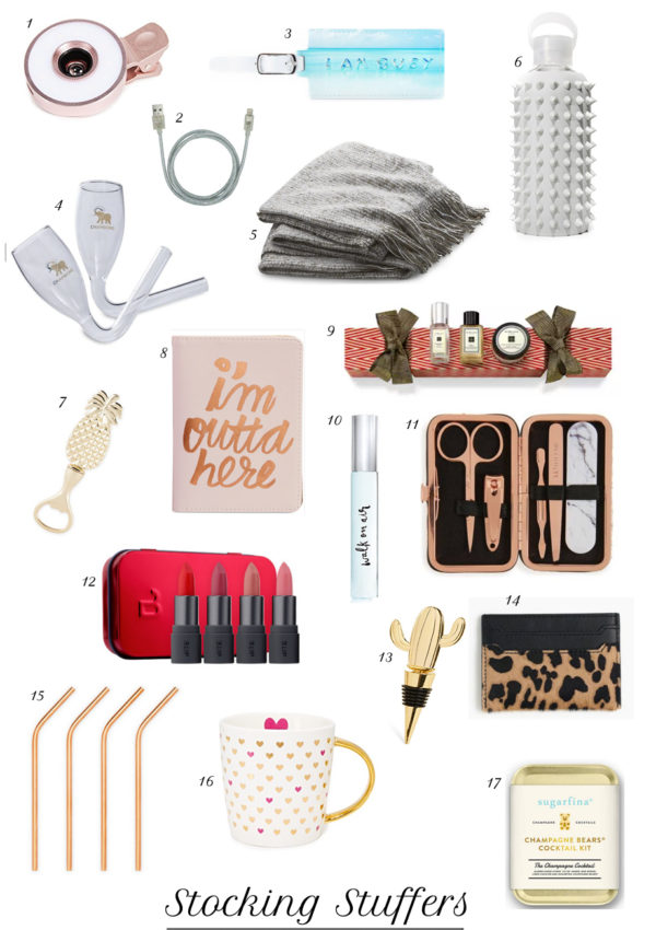 Stocking Stuffers Gift Guide + Humpday Hearsay #13